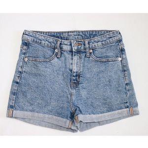 Wild Fable Denim Shorts Sz 6/28R